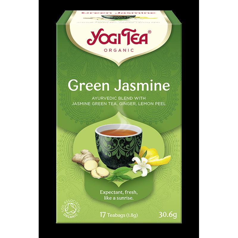 Yogi Tea Herbata Ajurvedyjska Zielona Matcha z cytryną
