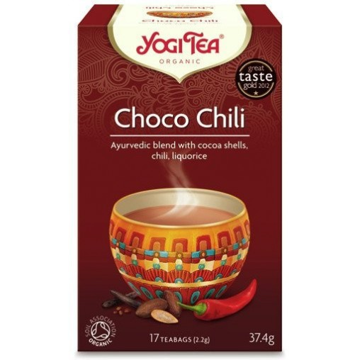 Yogi Tea Choco Chilli