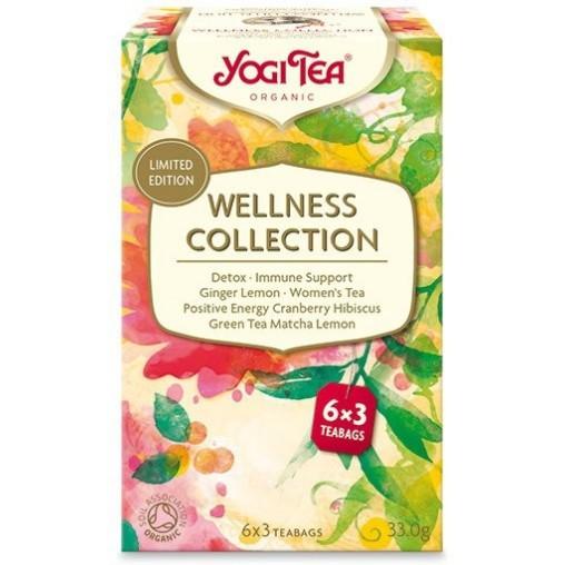 Yogi Tea Wellness Collection