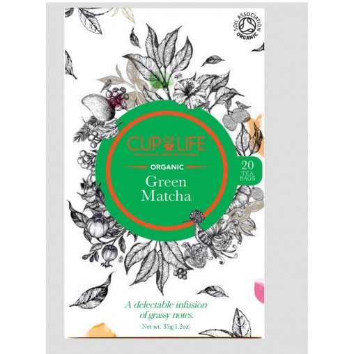 Herbata Cup of Life Organic...