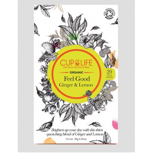 Cup of Life Organic herbata...