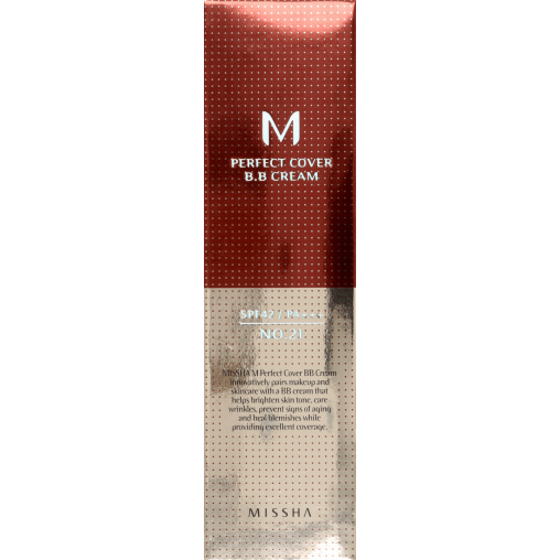 Missha Perfect Cover Krem...