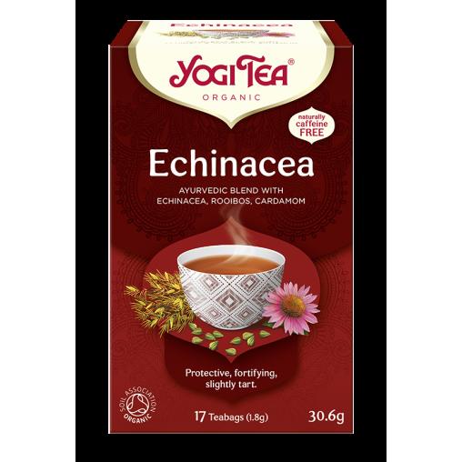 Herbata Yogi Tea ECHINACEA...