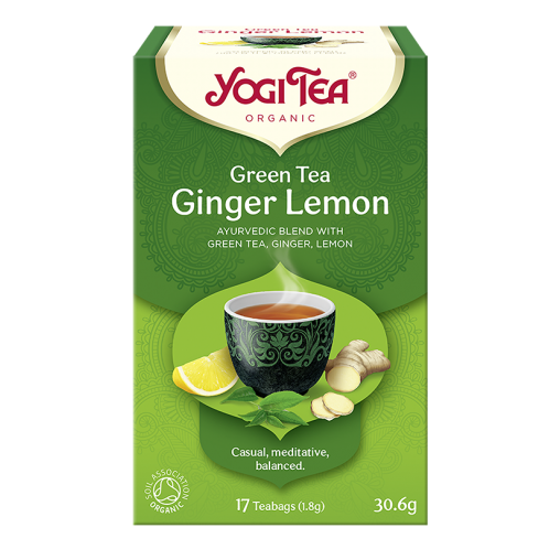 Yogi Tea Herbata Ajurvedyjska Green Balance