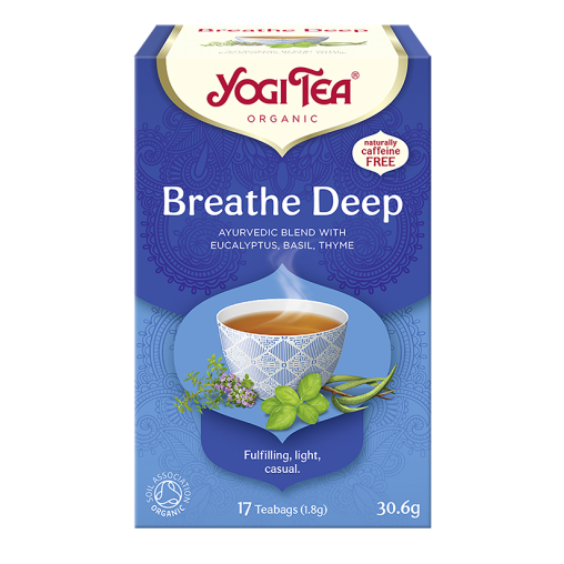 Herbata Yogi Tea BREATHE...