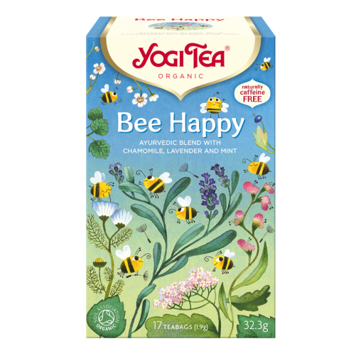 Herbata Yogi Tea Bee Happy...