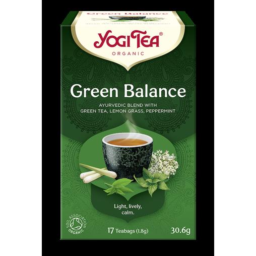 Herbata zielona z kombuchą...