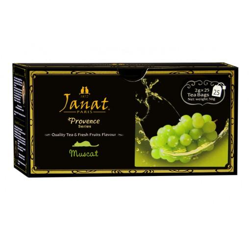 Herbata czarna z winogronem...